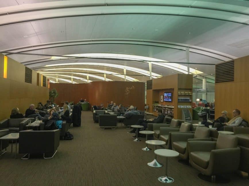 air canada lounge pearson airport