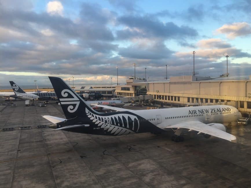 air new zealand to australia