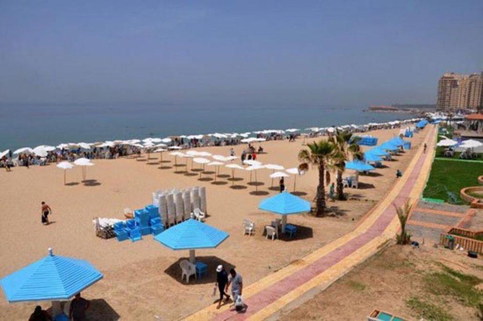 egypt alexandria beach resort