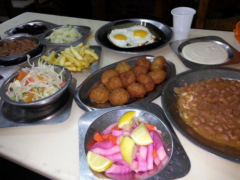 feast in alexandria