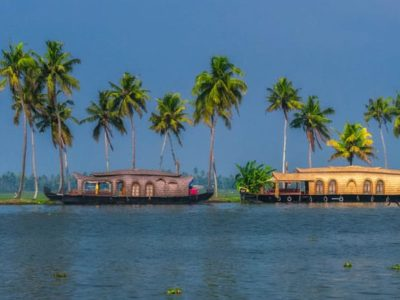 Kerala Backwaters – 24 Hours on an Alleppey Houseboat