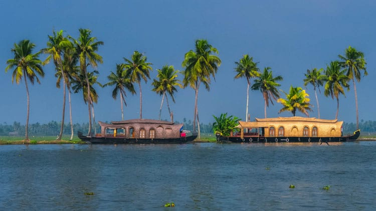kerala backwaters alleppey boathouse tours