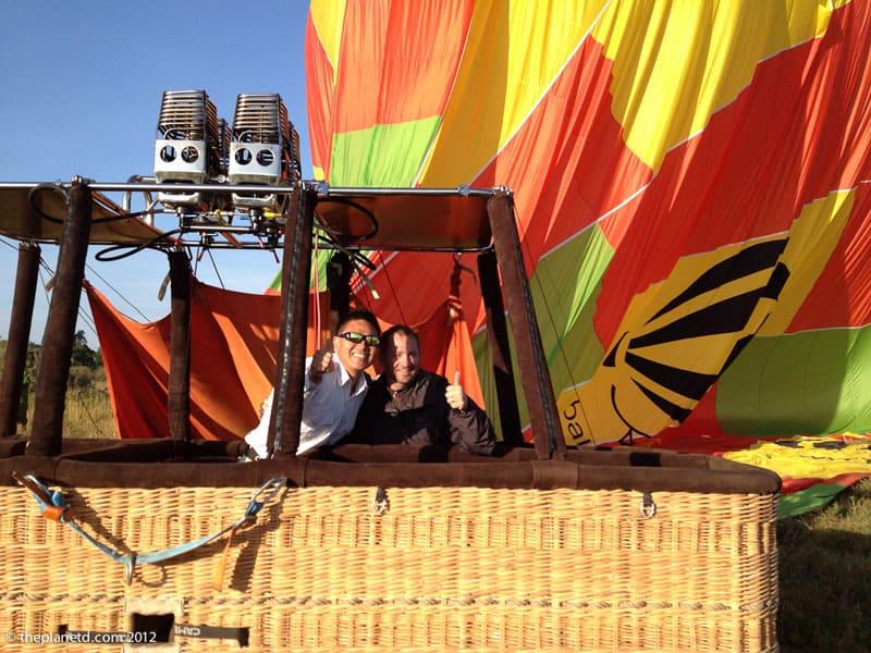 amazing adventures balloon