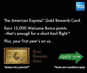 american express gold card ad