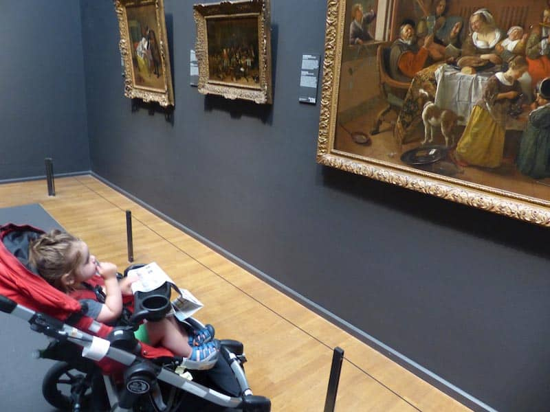 what to do in amsterdam museums
