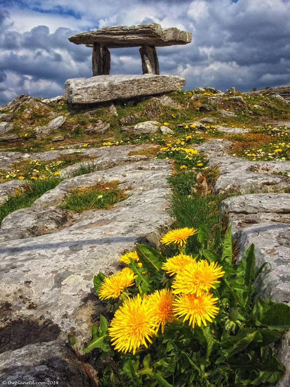 ancient ruins of ireland