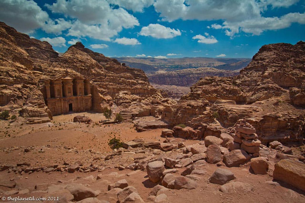 ancient city middle east petra