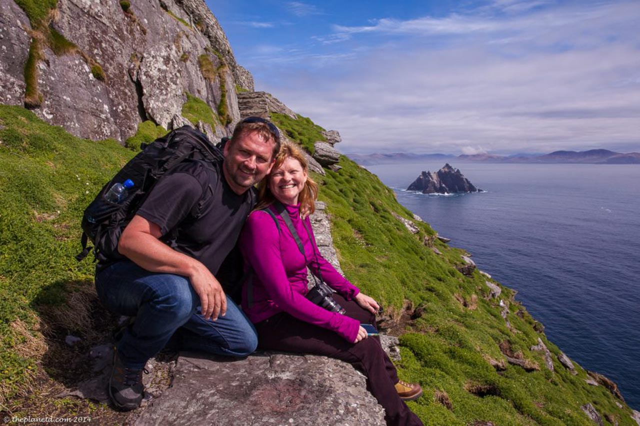 dave and deb skellig michael