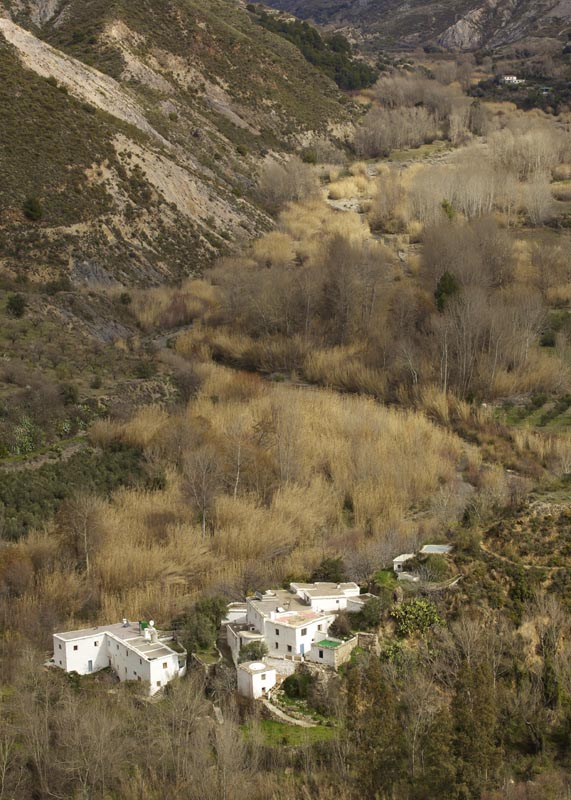 things to see in Andalusia white washed villages