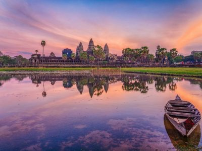 Ultimate Guide to Visiting Angkor Wat Temples