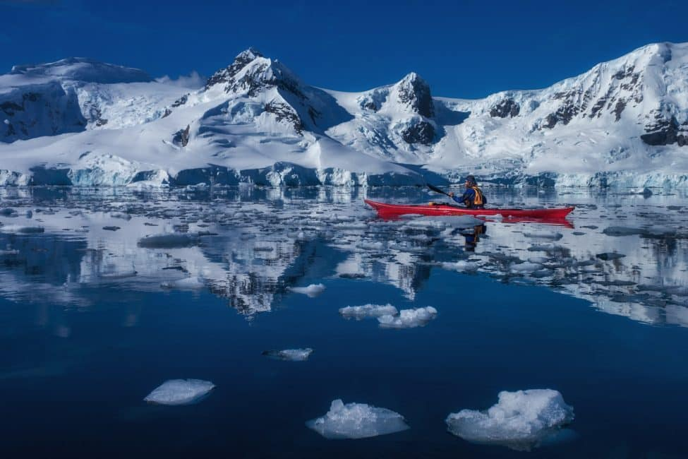 Sea Kayak Antarctica – The Adventure of a Lifetime