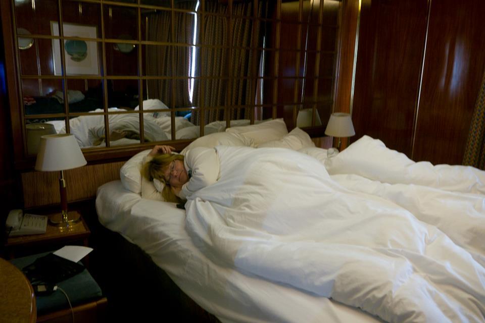 antarctica ship interior