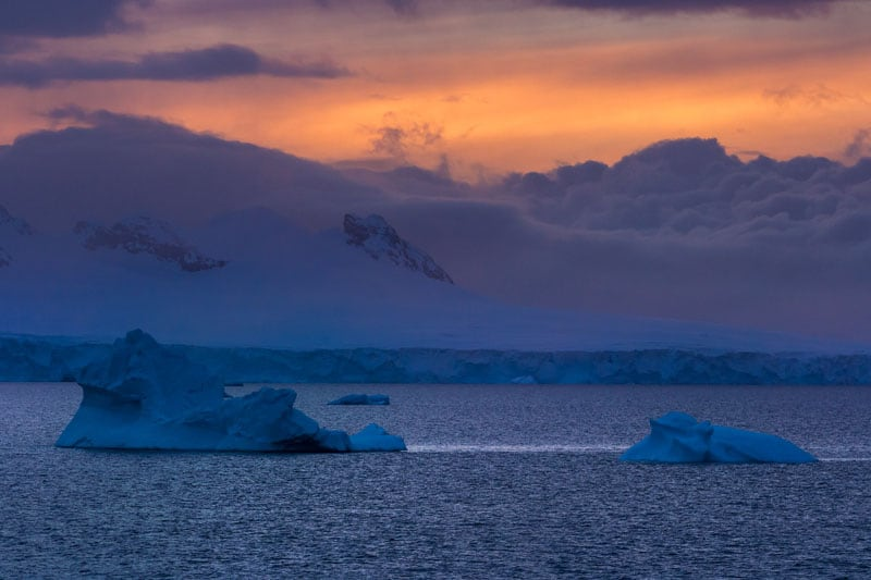 antarctica photos iceberg