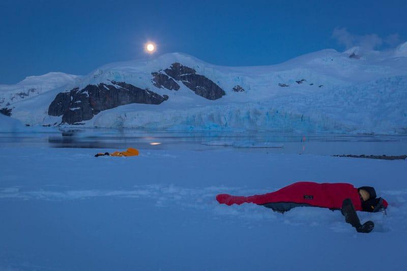 antarctica tents