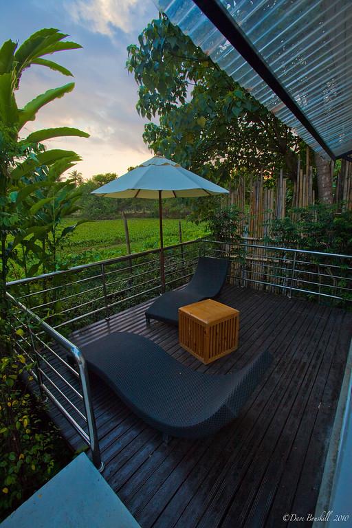 ao nang paradise resort chairs