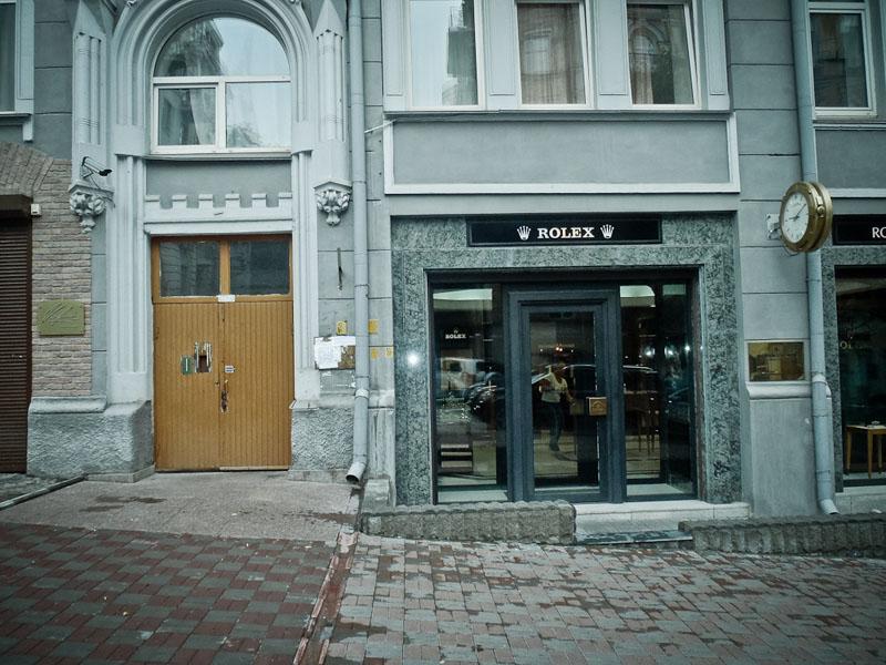 apartment rental kiev rolex
