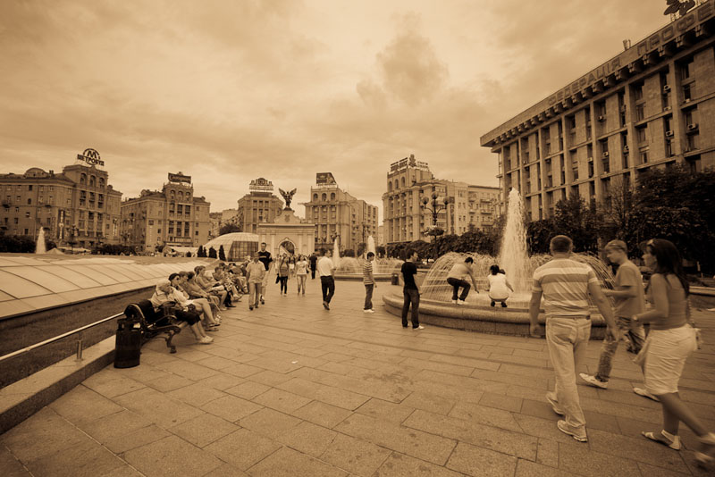 apartment rental kiev square