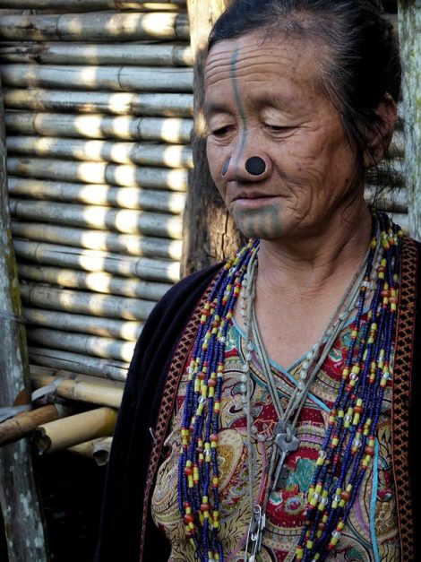 meet the apatani women of north east India