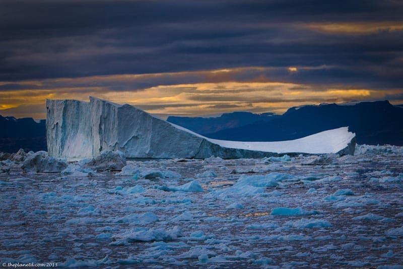 greenland arctic ice