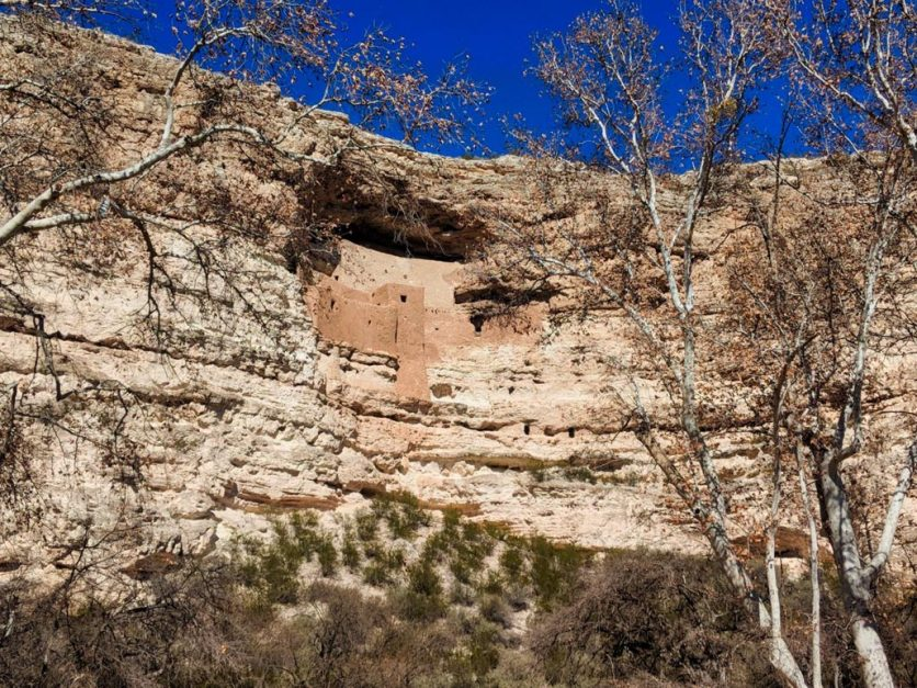 road trips arizona montezuma castle national monument