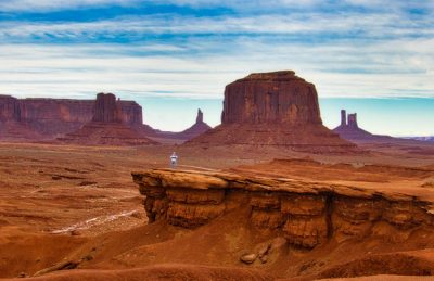 airzona road trip itineray monument valley