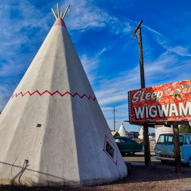 Explore Arizona | wigwam hotel
