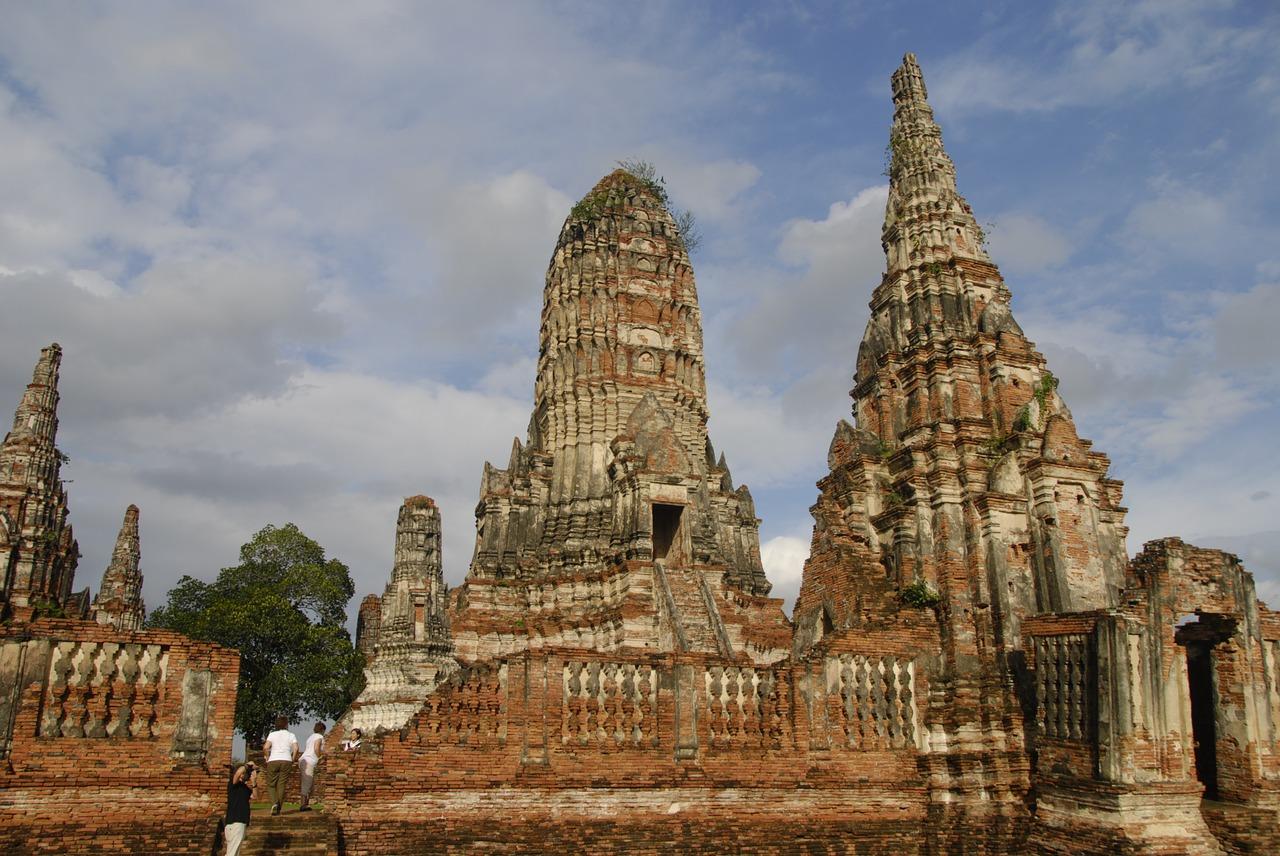 thailand ruins