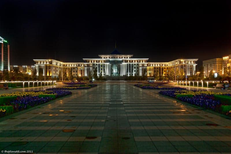 city of astana kazakhstan municipal buildings