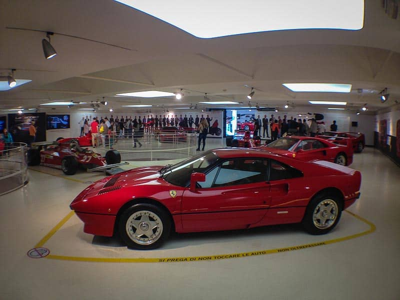 Ferrari Museum Marenello