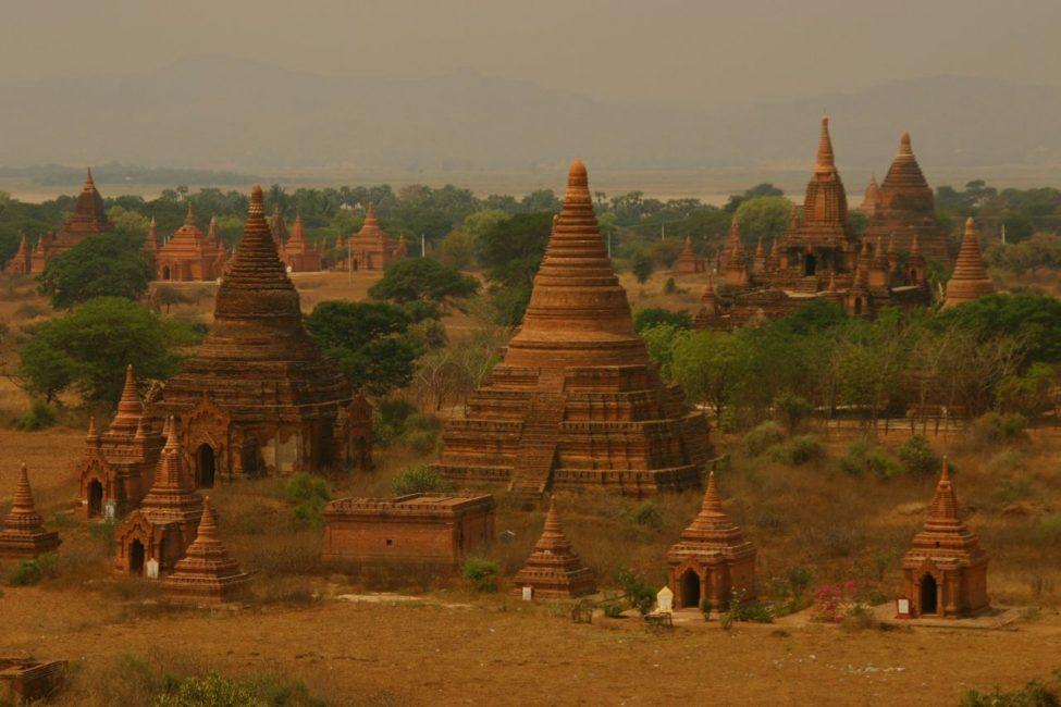 The Incredible Temples of Bagan, Mynmar