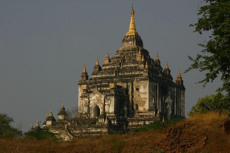 bagan temples burma