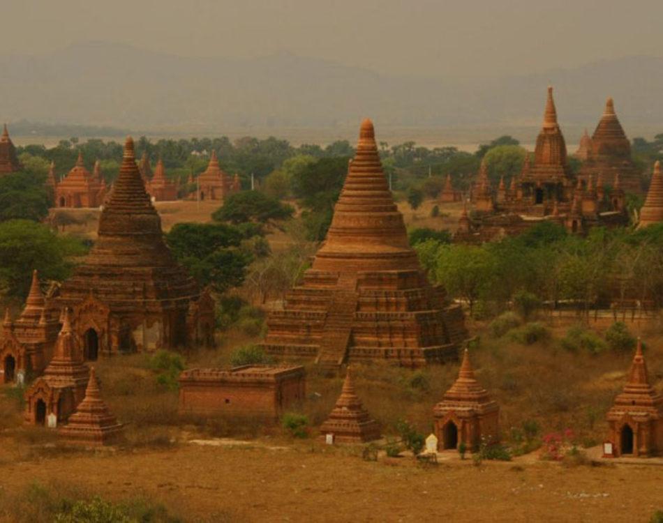 The Incredible Temples of Bagan, Myanmar