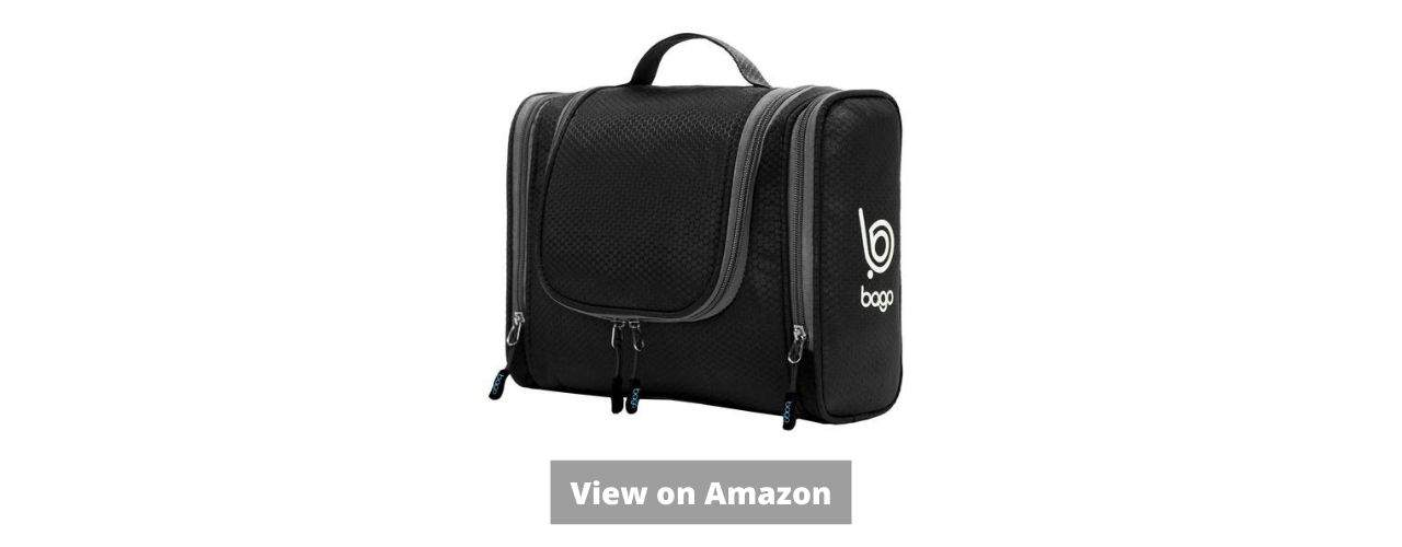 Bago Hanging Toiletry Kit for Men and Women