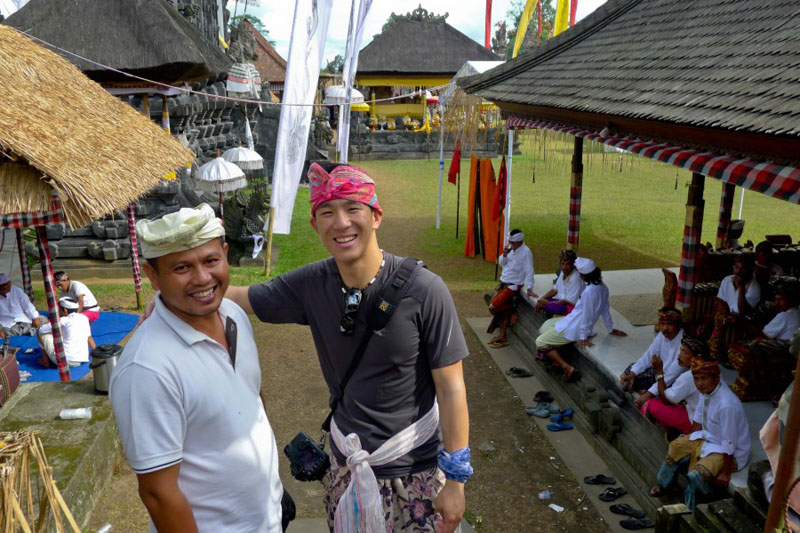 bali local guide tour