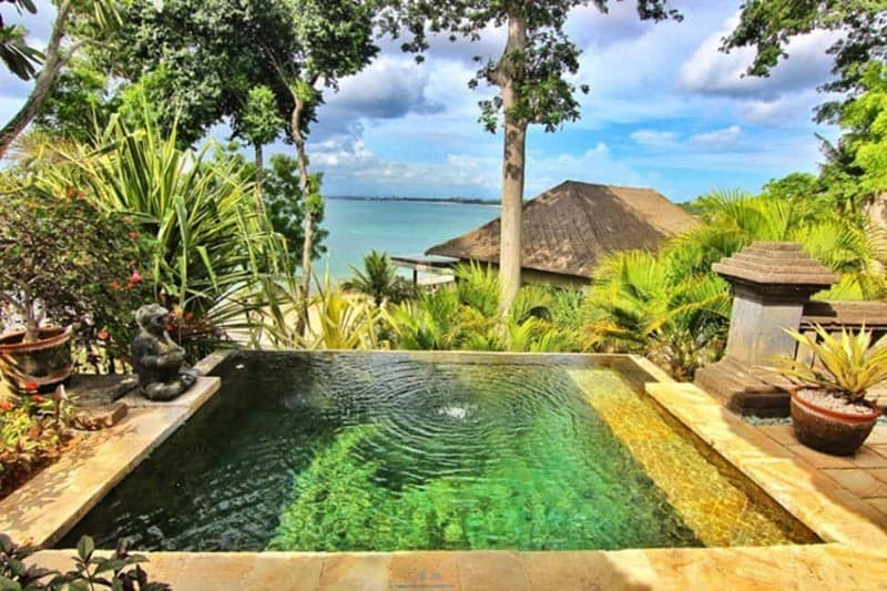 Bali on a Budget but luxury