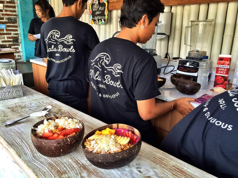 bali budget dining ideas