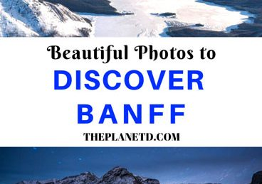discover banff canada in photos