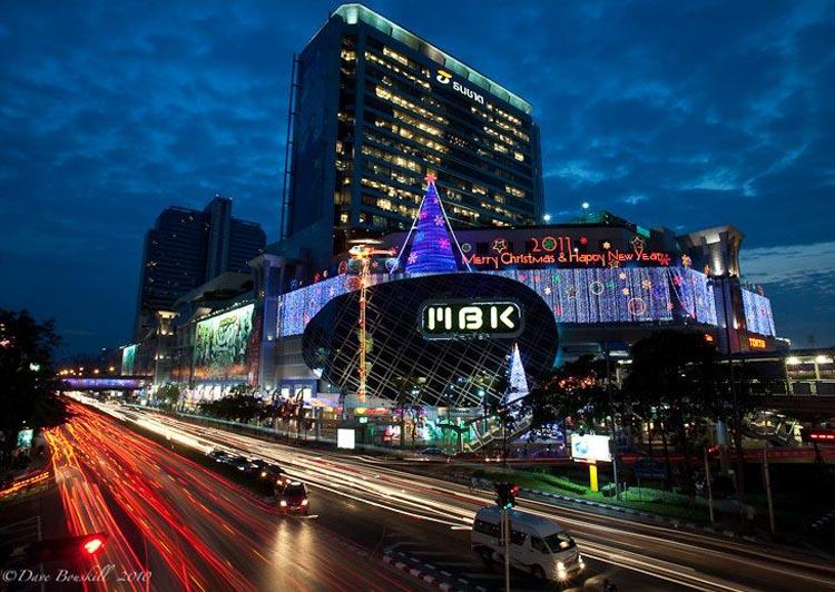 thailand mbk centre