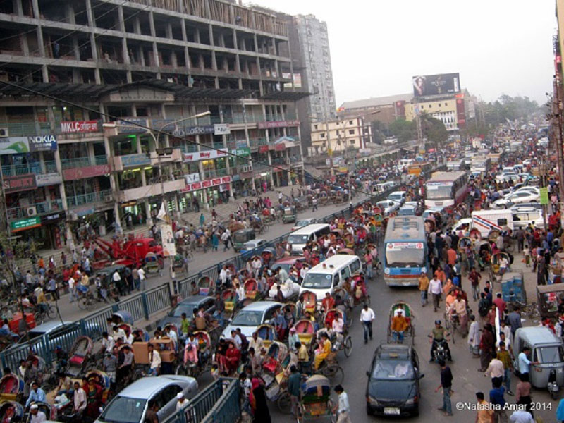 bangladesh internship traffic