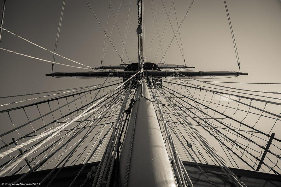 famous explorers sails of a schooner