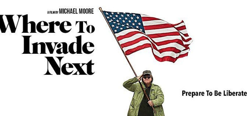 be like scandinavia michael moore