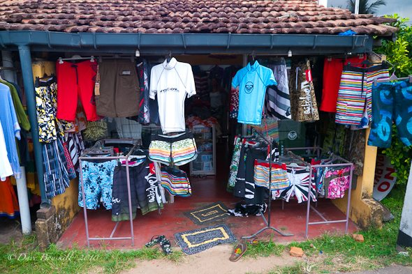 have beach clothes tailor made in Hikkaduwa