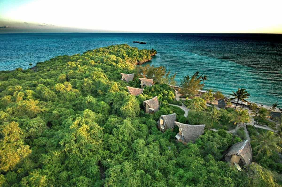 zanzibar hotel | Chumbe Island