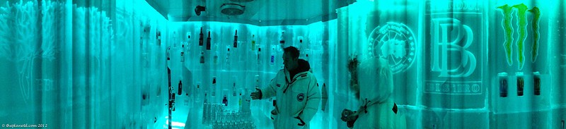 Belvedere Ice Room Panorama