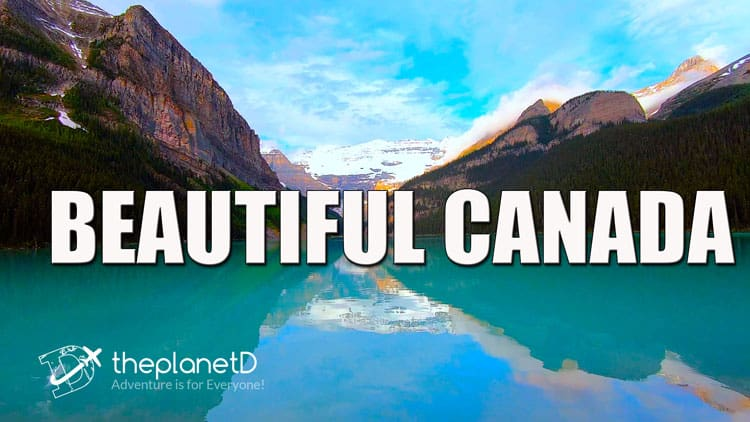 beautiful places in canada video