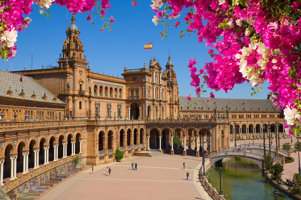 beautiful cities |seville