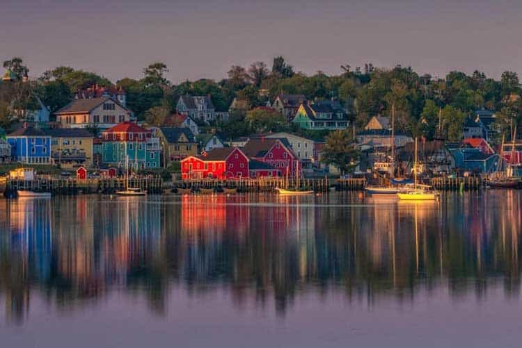 beautiful places in the world | Canada's Lunenberg
