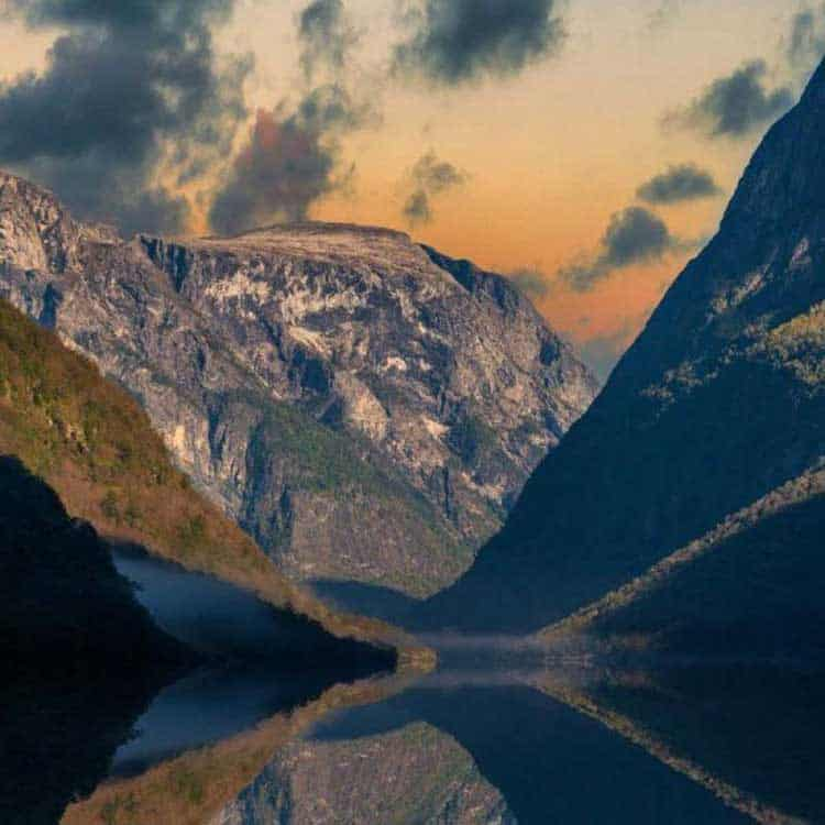 fjords of norway | places to visit on earth