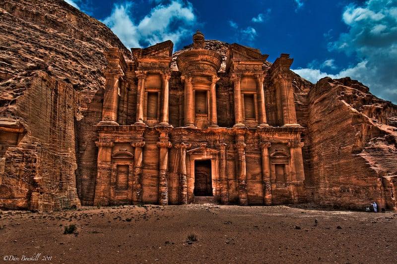 bedouin cave petra