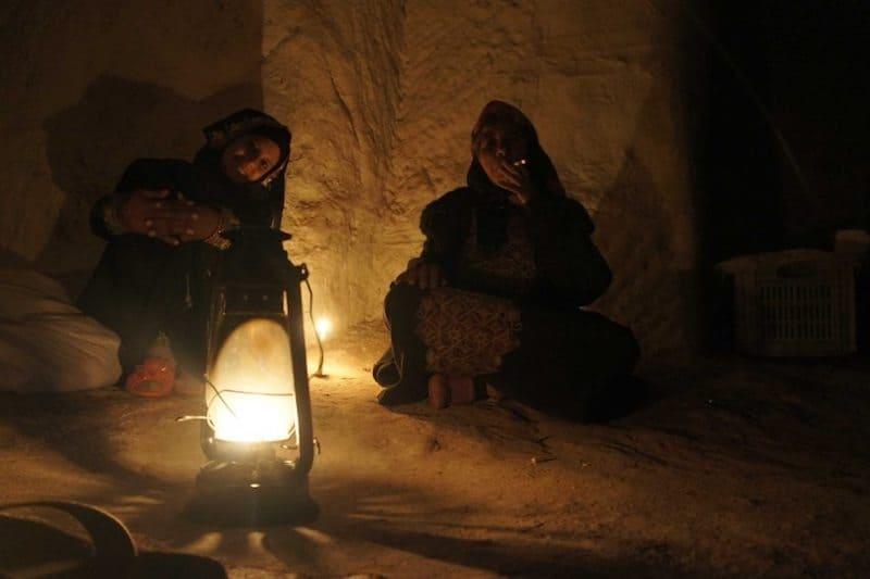bedouin cave women
